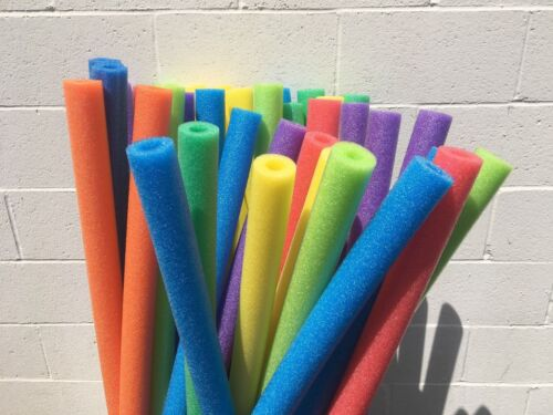 4 pieces pool noodles water floating foam therapy & craft random