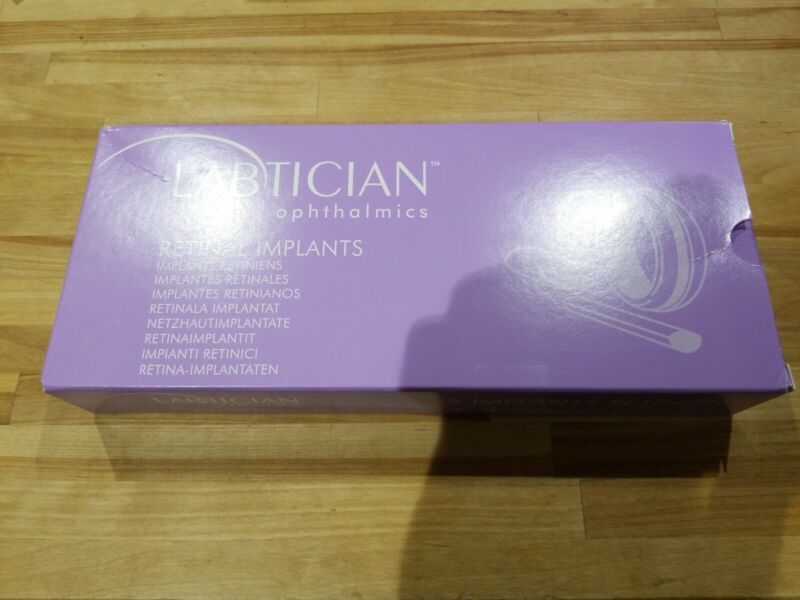 Labtician Retinal S 3019 Style 270 Silicone Sleeve Lot Of box of 4