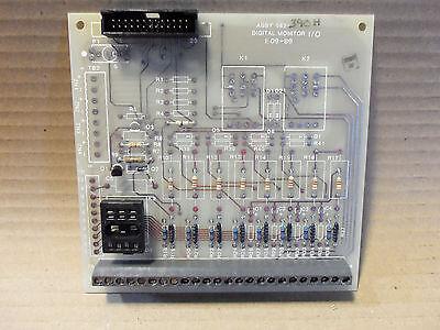 Simplex 562-390 Digital Monitor Circuit Board Fire Alarm