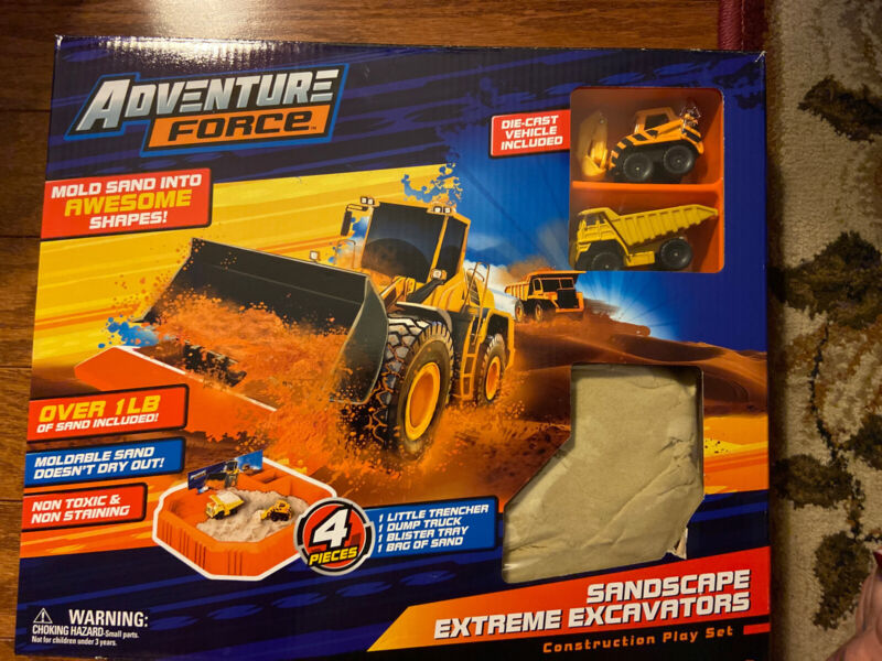 Adventure Force Sandscape Extreme Excavations. Free Shipping.