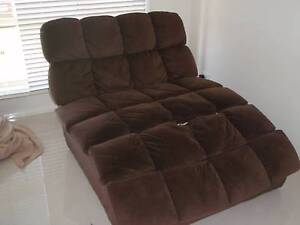 Harvey Norman Recliner couch - used. Port Macquarie Port Macquarie City Preview
