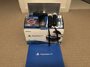 99% new PS VR bundle~~~~~~~~~~~~~ Adelaide CBD Adelaide City Preview