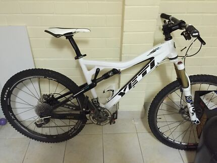 Yeti asr 5c mountain bike  Maroubra Eastern Suburbs Preview
