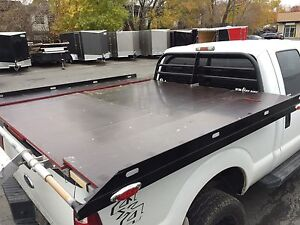 Aluminum sled & atv decks! Spring clearout!