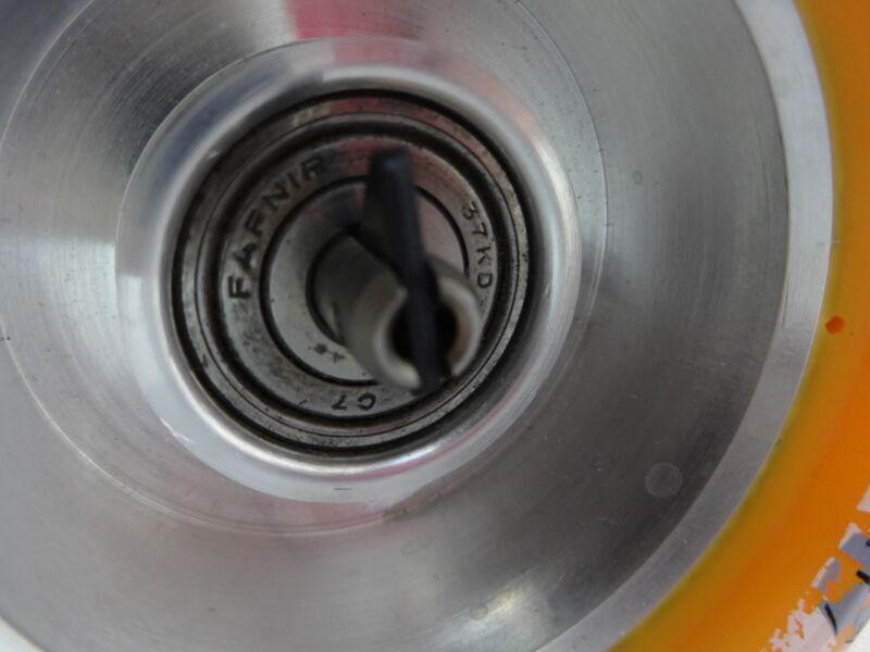Snyder Flip Titanium 7mm Replacement Speed Axles Quads Roller Derdy Speed Skates
