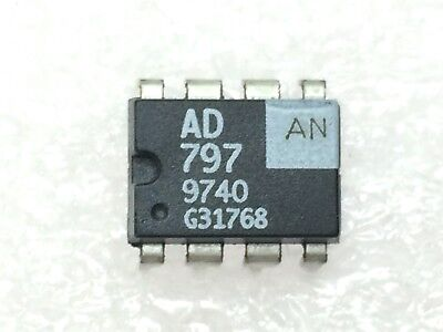 Ad797an Analog Devices Ic Opamp Gp 110mhz 8dip 1 Unit
