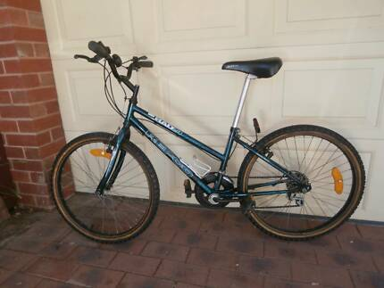 Repco unisex 24 inch bicycle. 15 gears.
