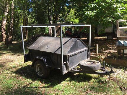 Builders toolbox trailer Olinda Yarra Ranges Preview