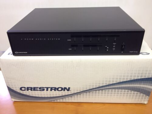 Crestron Prodigy PAMP-4X100 4 Room Audio System Matrix Amplifier 6x4