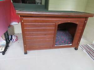 Timber Dog Kennel Frenchs Forest Warringah Area Preview