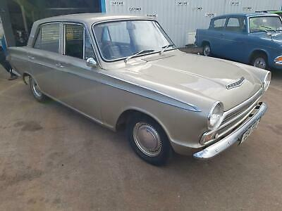 Ford Cortina MK1 GT - 1 Family owned from new