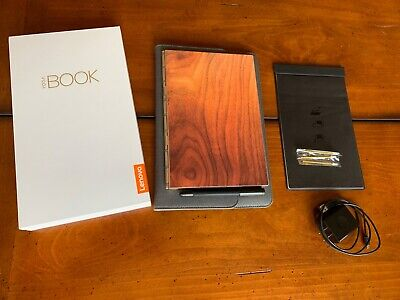 Lenovo Yoga Book Android 10.1in - Champagne Gold, Pen, Paper Tablet, GREAT COND.