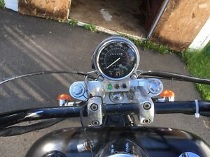 1997 Honda Shadow vt1100c