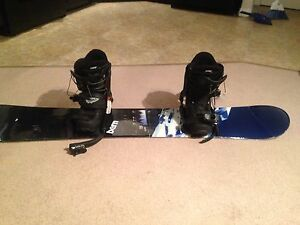 Used snow board
