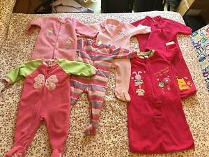 Size 1 Baby Girl Clothes - Winter Suits Lawnton Pine Rivers Area Preview