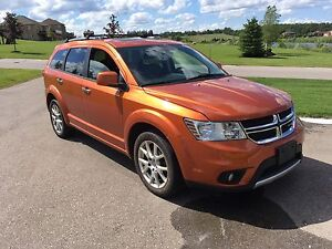 Dodge Journey RT - loaded, new snow tires, certified, 1 owner