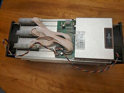 Bitman Antminer S9 Bitcoin 13.5 TH, BTC with 240v Power Supply V.Good Condition for sale  Shipping to South Africa