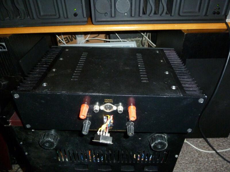 Tresham DR102 mosfet power amplifier