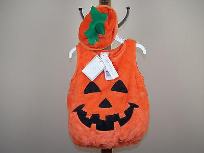 Koala Kids Pumpkin Halloween Costume Girl Boy 6/9M, 9/12M, 18/24M *NEW W/ TAGS* - Kids Pumpkin Halloween Costumes