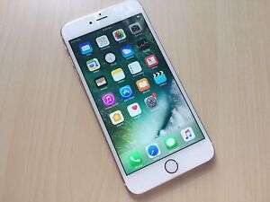 Rose gold iPhone 6s Plus 128gb 9 months old Eight Mile Plains Brisbane South West Preview