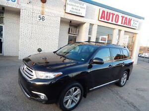2011 Toyota Highlander SPORT LEATHER SUNROOF AWD BACKUP CAMERA