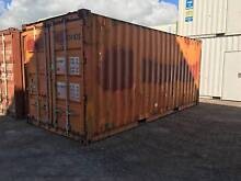 20 Foot General Purpose Shipping Container Mount Louisa Townsville City Preview