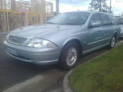 2002 Ford Falcon Wagon