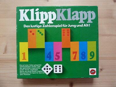 KLIPP-KLAPP: Das lustige Zahlenspiel für Jung & Alt! (SALA) - Hochspannung pur! ()