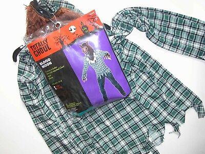 Teen Wolf Halloween Costumes (NIP NEW Halloween Teen Wolf Werewolf L XL Wolfman Blood)