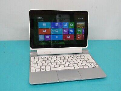 "Acer Iconia W510 10.1"" Tablet Intel Atom 1.80 GHz 2gb 64gb eMMC Win8 w/ Keyboard"