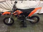 KTM 65sx 2014 great condition 64.5 hours Camperdown Inner Sydney Preview