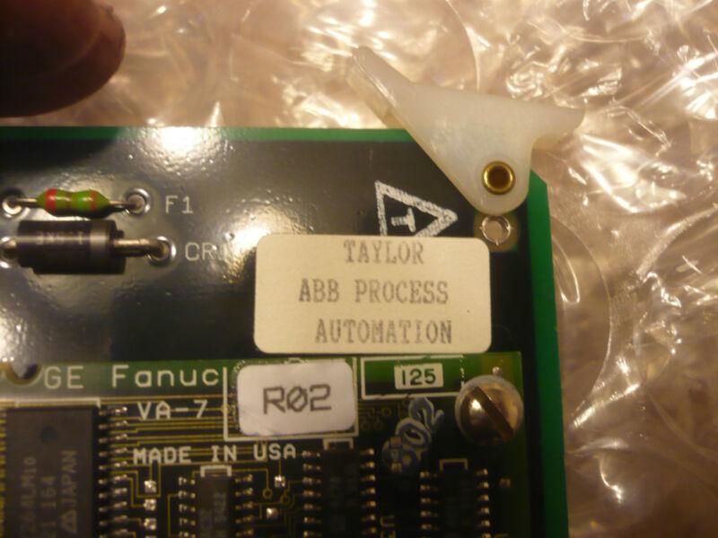 WARRANTY Taylor ABB Process Automation 44A731605 PCB Circuit Board