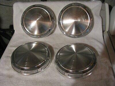 NOS Mopar 1971-76 Plain Plymouth Hub Caps