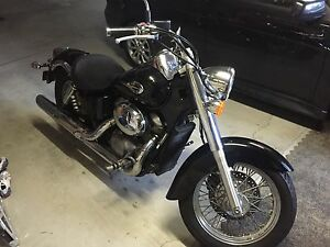 Honda Shadow VT750C American Classic Cruiser LOW KMS Clayfield Brisbane North East Preview
