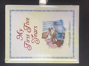 Baby book first 5 years Gordon Moorabool Area Preview