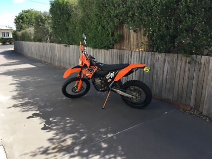 2008 KTM 450excr Tenterfield Tenterfield Area Preview