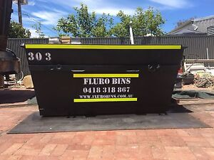 Fluro Skip Bins Adelaide Wingfield Port Adelaide Area Preview