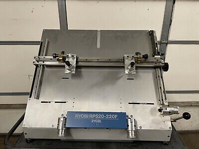 Ryobi Rp 520-220f High Precision Press Punch For Ryobi 3302 3304