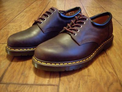 Men's Dr. Martens 8053 Lace-Up Ankle High Leather Oxford Shoes Size13 New in box