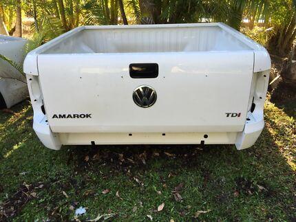 New VW Amarok ute tray tub for dual cab. White Karana Downs Brisbane North West Preview