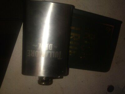 Tullamore dew Flask With Case