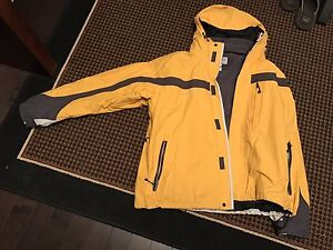 Colombia titanium jacket new WO tags