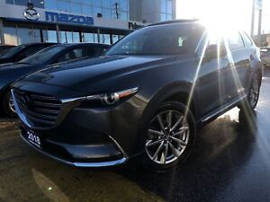 2018 Mazda CX-9 GT DEMO, ROOF RACK, TWO SETS OF TIRES, HITCH