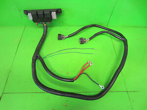 tahoe fan chevy silverado gmc sierra tahoe yukon retrofit stand alone electric fan harness