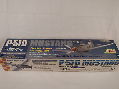 Used, Megatech P-51D Mustang ☆ ARF ☆ Warbird ☆ Crash Resistant Polystress Nylolene ☆ for sale  Victoria