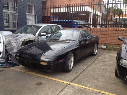 Mazda RX7 Convertible fc3s Yagoona Bankstown Area Preview