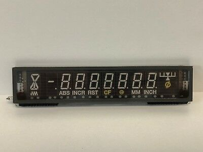 Guaranteed Anilam 350 Plus Digital Readout Lcd 90800014 Itron Japan Cc1147cb