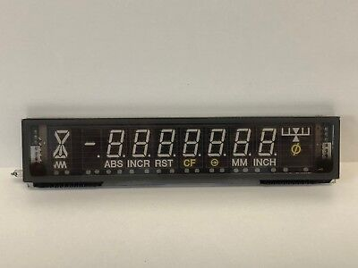 Guaranteed Anilam 350 Plus Digital Readout Lcd 90800014 Itron Japan Cc1147cb