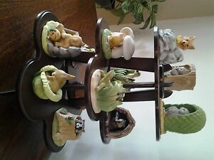 PORCELAIN ANIMAL COLLECTION