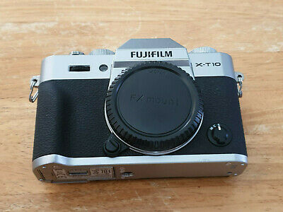 Fujifilm X-T1O Camera Body